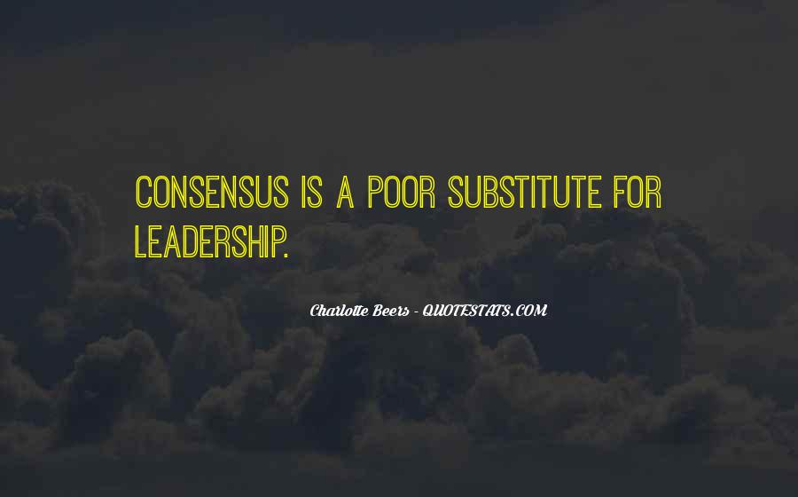 Quotes About Poor Leadership #1667331