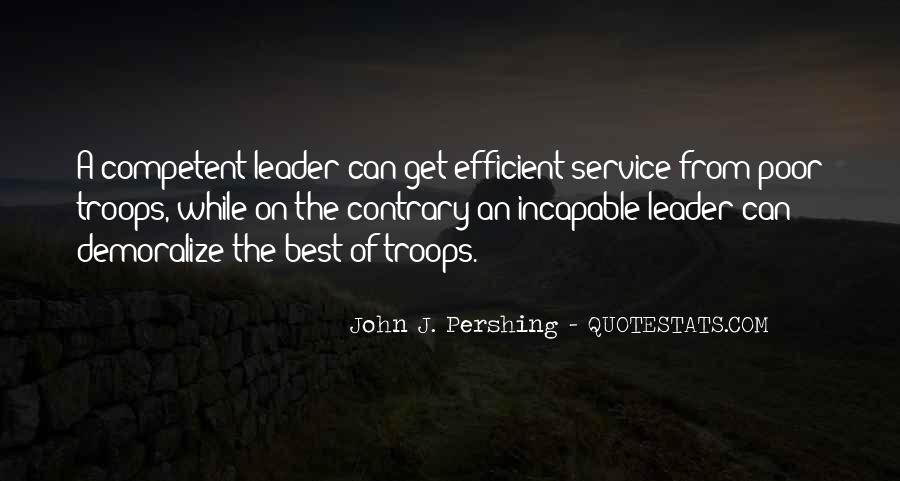 Quotes About Poor Leadership #1815494