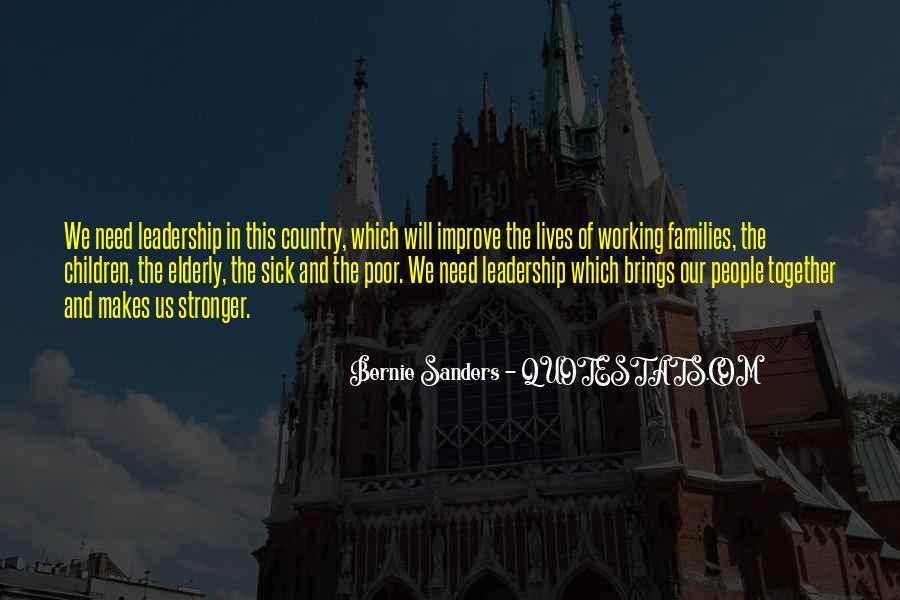 Quotes About Poor Leadership #217575