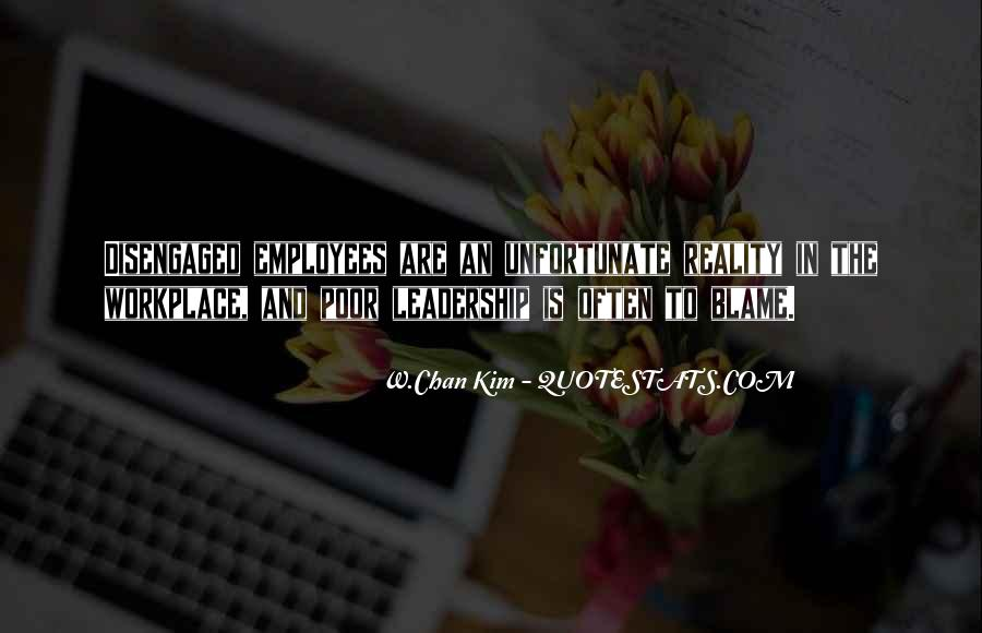 Quotes About Poor Leadership #284598