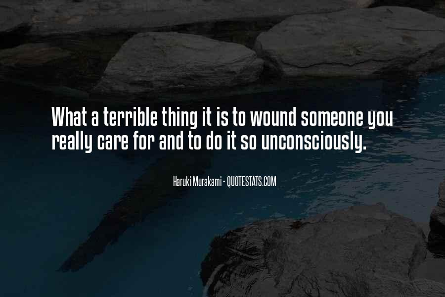 Quotes About Hurting The One You Love #1171751