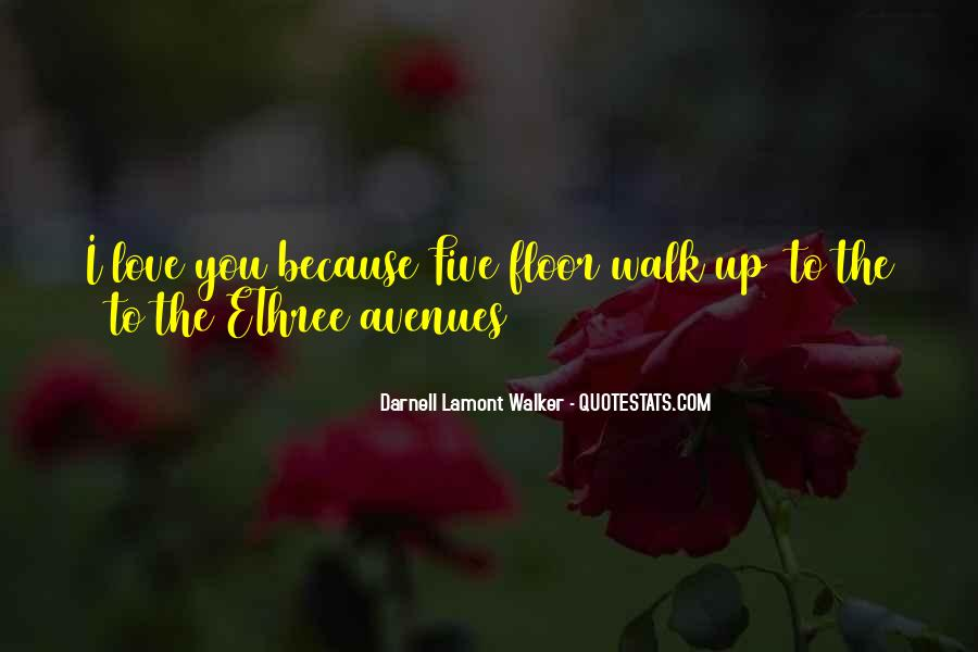 Quotes About Avenues #1005507