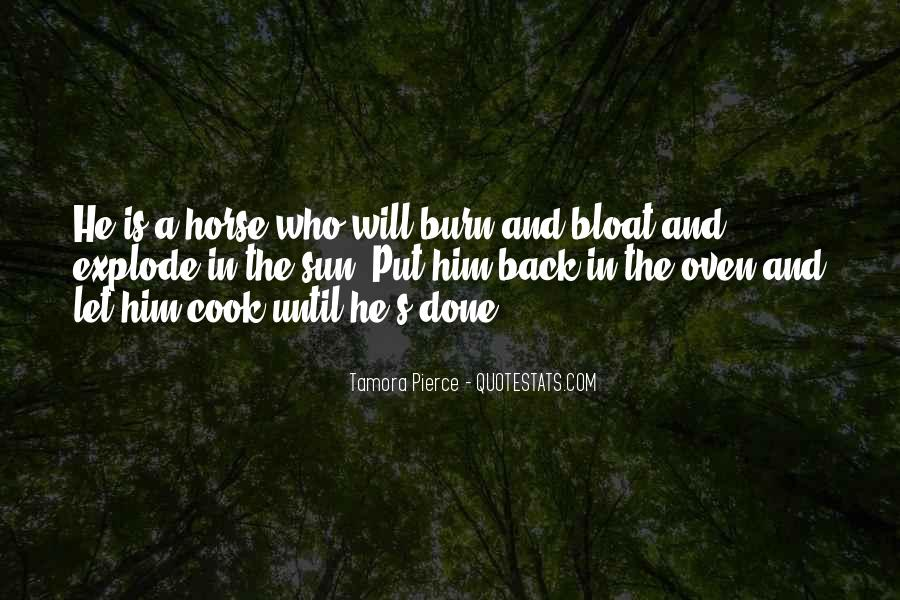 Quotes About He Is Back #170961