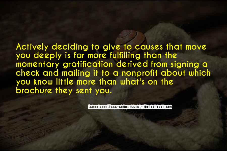 Quotes About Deciding To Give Up #728100