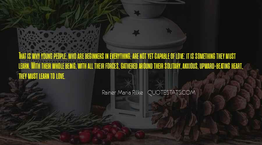 Quotes About Being Solitary #322821