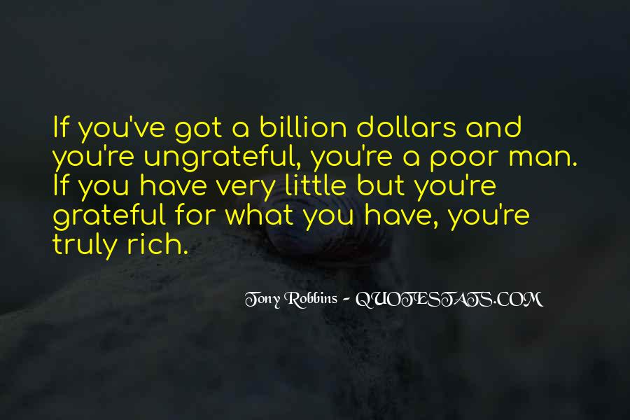 Quotes About Grateful For What You Have #1824366