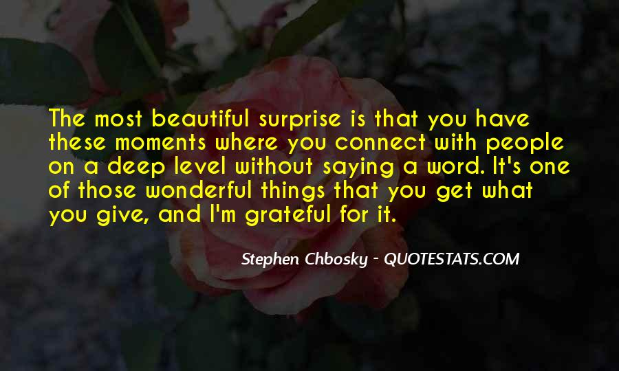 Quotes About Grateful For What You Have #420752