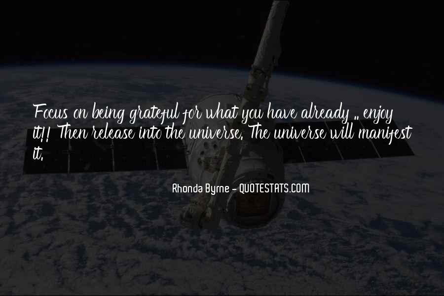 Quotes About Grateful For What You Have #53271