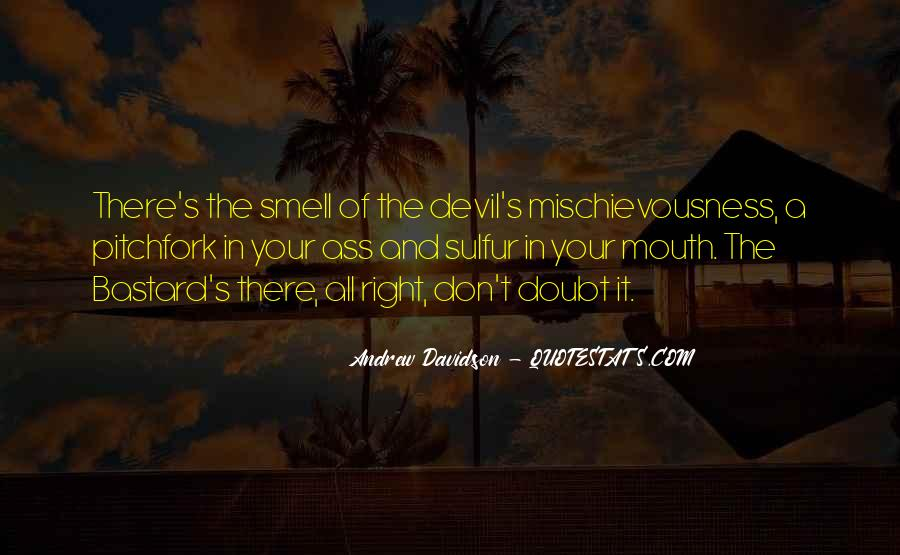Quotes About Sulfur #1716960