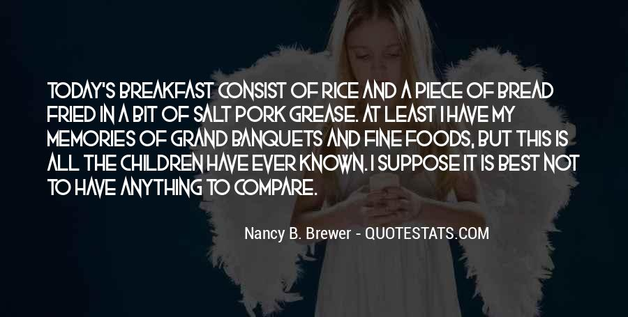 Quotes About Fried Rice #78055