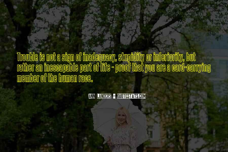 Quotes About Human Stupidity #1372719