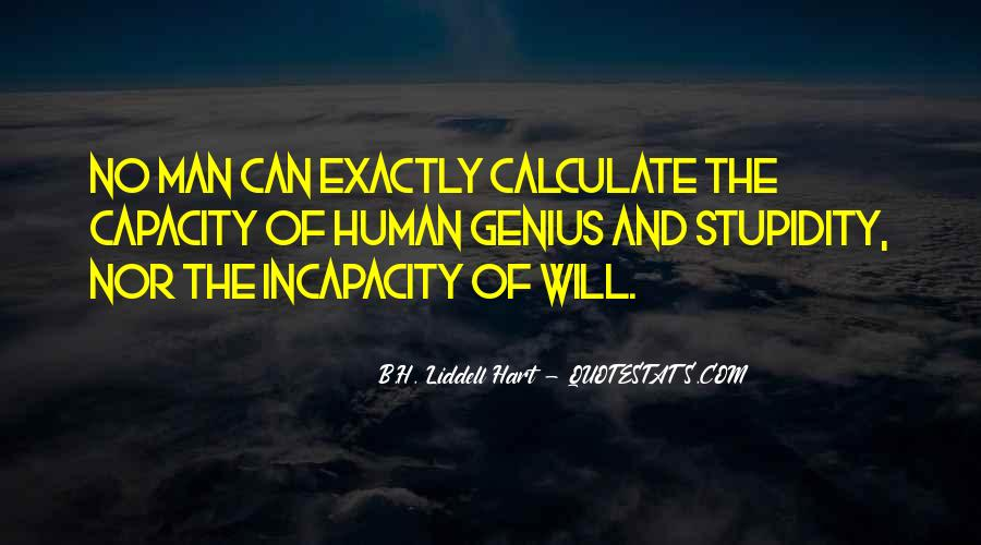 Quotes About Human Stupidity #1498157
