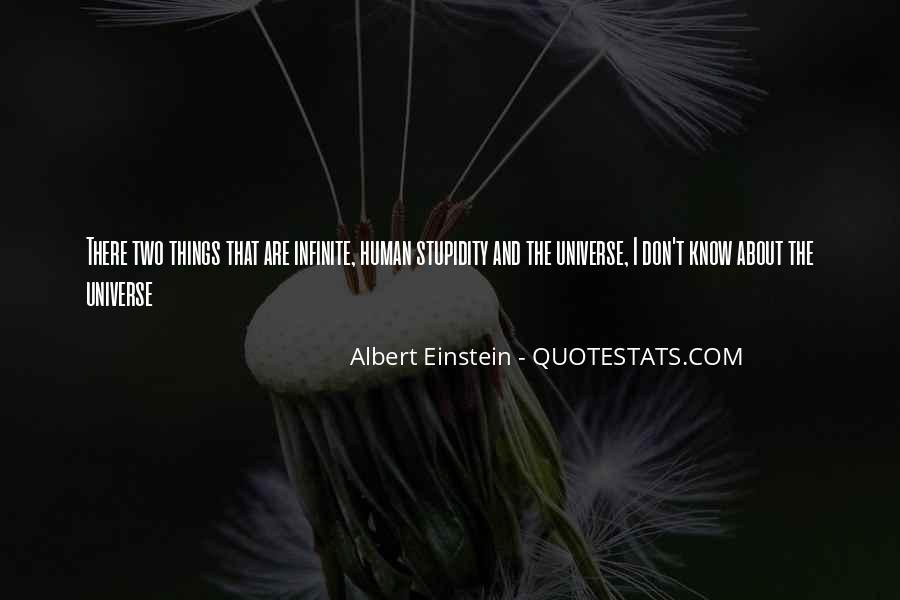 Quotes About Human Stupidity #1842234