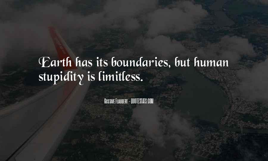 Quotes About Human Stupidity #1843072