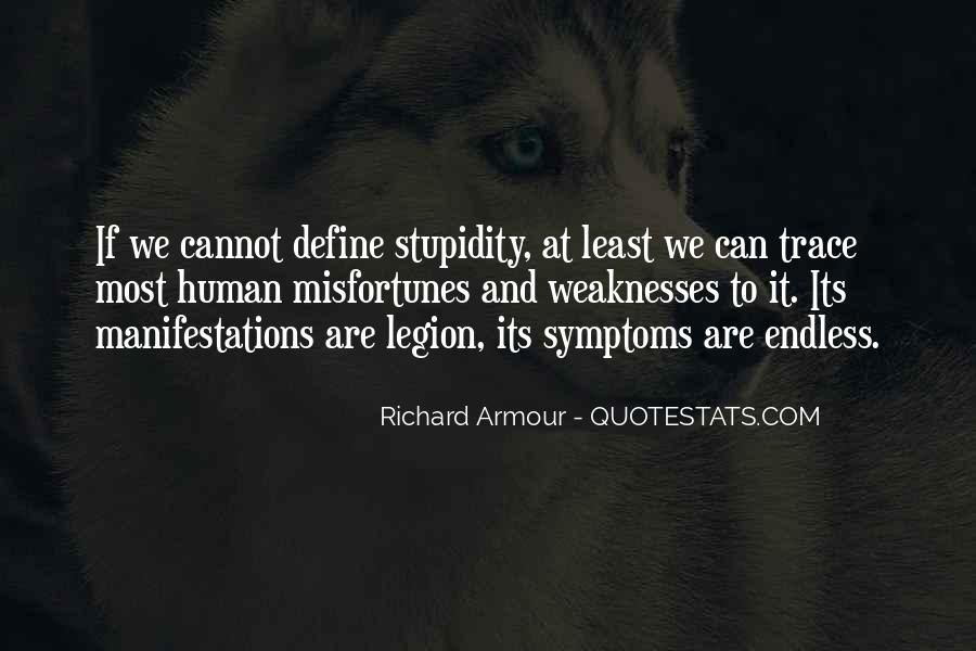 Quotes About Human Stupidity #294932