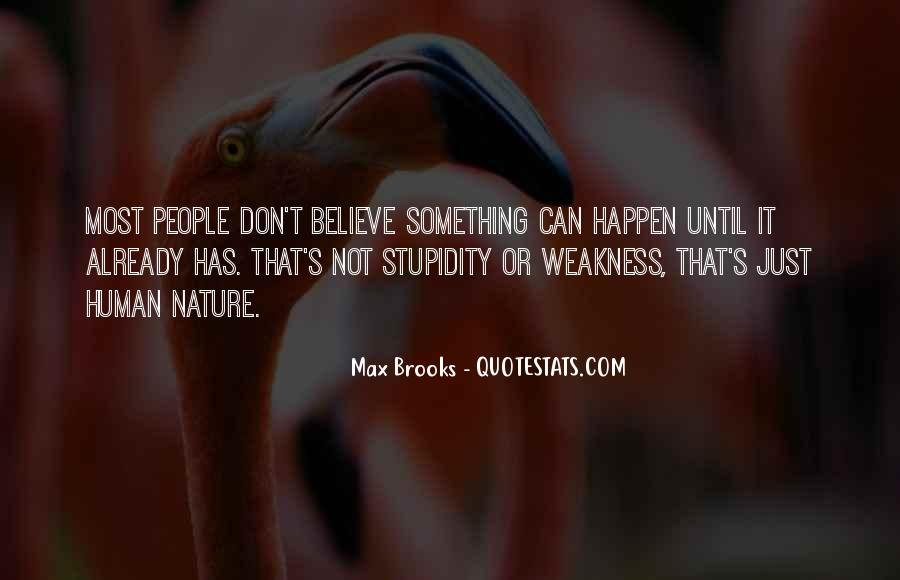 Quotes About Human Stupidity #665606
