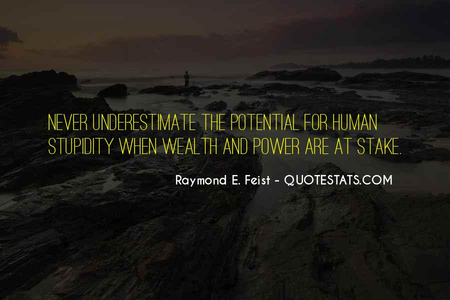Quotes About Human Stupidity #935813
