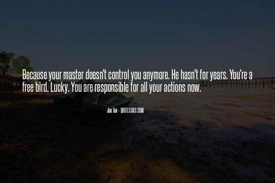 Quotes About Lucky You #107251