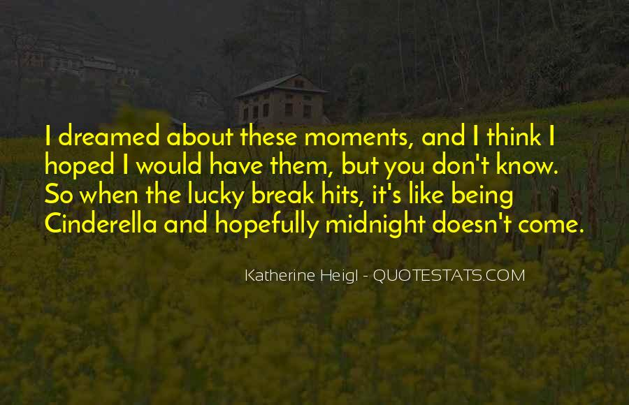 Quotes About Lucky You #120900