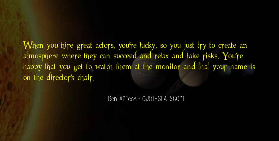 Quotes About Lucky You #49290