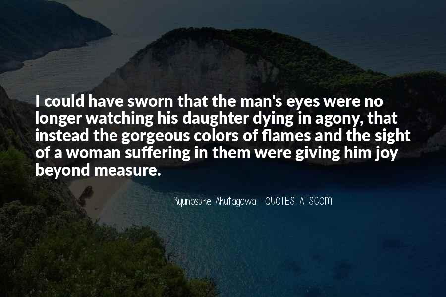 Quotes About Gorgeous Eyes #684817