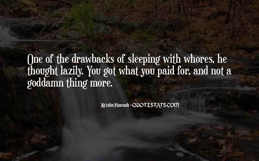 Quotes About Not Sleeping #201492