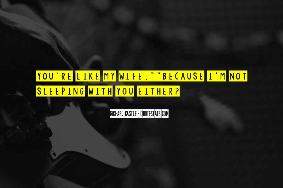 Quotes About Not Sleeping #292799