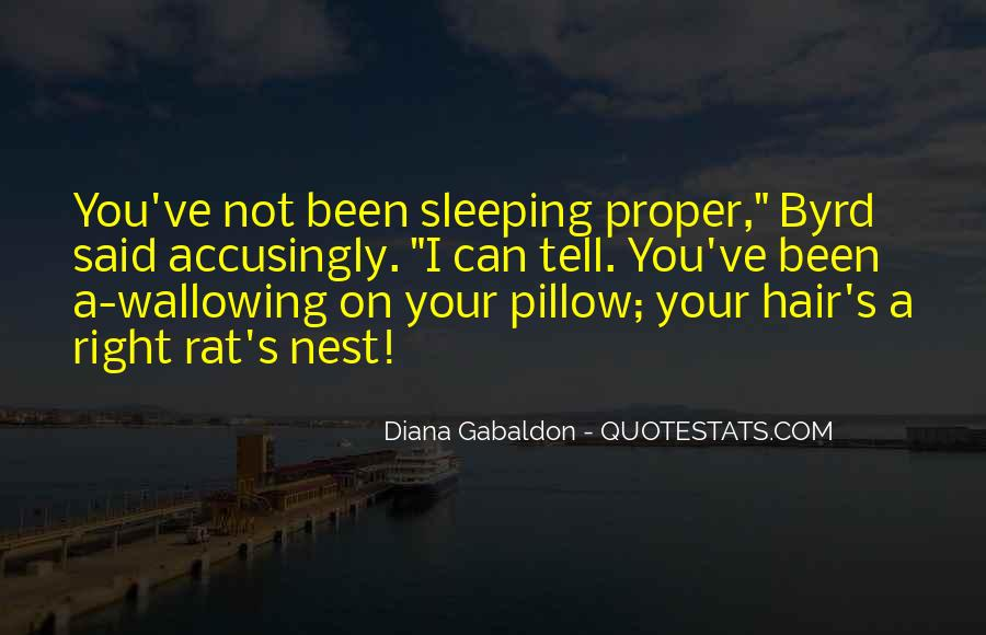 Quotes About Not Sleeping #33197