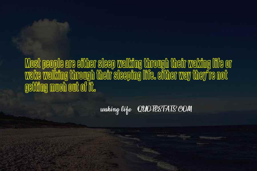 Quotes About Not Sleeping #371271