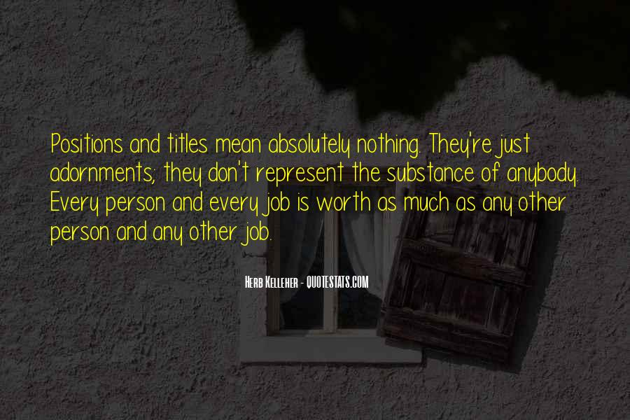 Quotes About Positions #192119