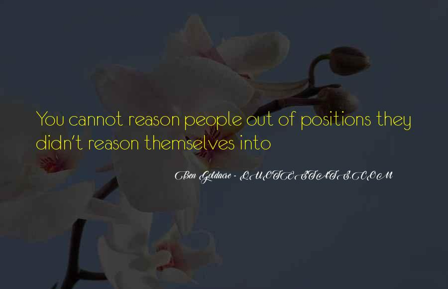 Quotes About Positions #232937