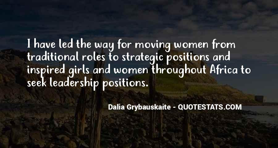Quotes About Positions #84344