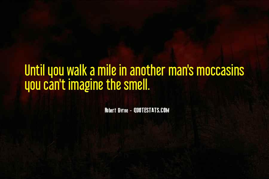Quotes About Moccasins #62383