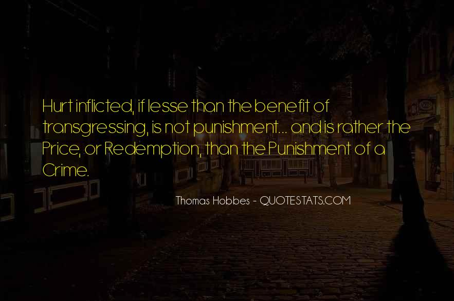Quotes About Redemption In Crime And Punishment #1480868