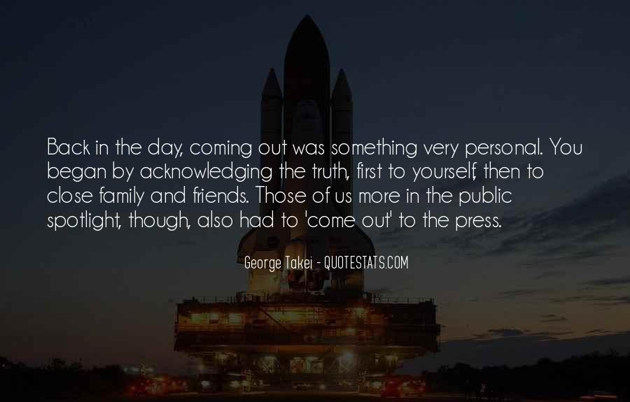 Quotes About Close Family Friends #703031