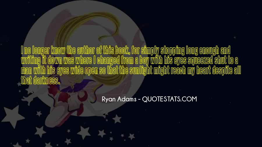 Quotes About Stopping In Life #1103699