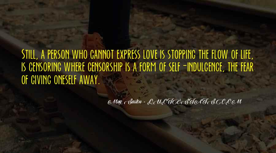 Quotes About Stopping In Life #1431913