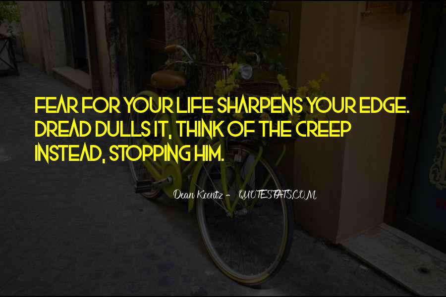 Quotes About Stopping In Life #383983