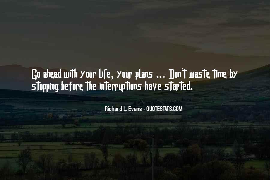 Quotes About Stopping In Life #981638