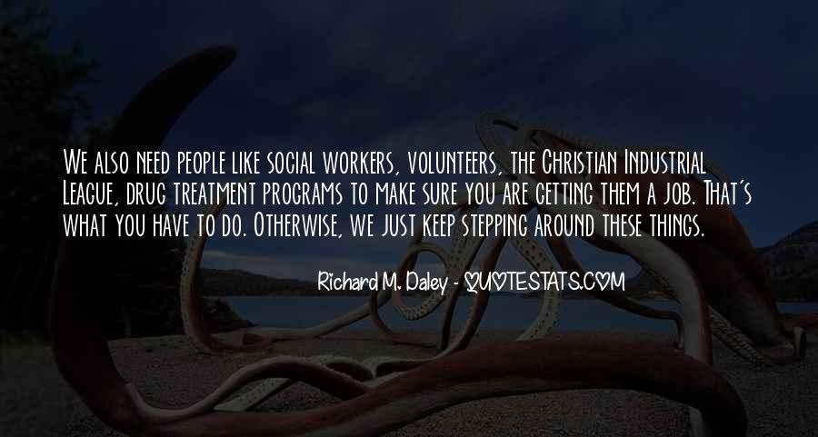 Quotes About Social Workers #1276621