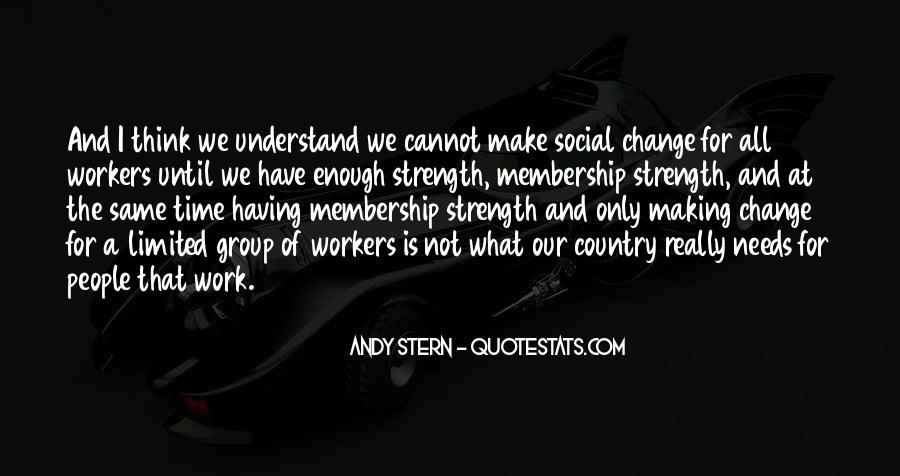 Quotes About Social Workers #444939