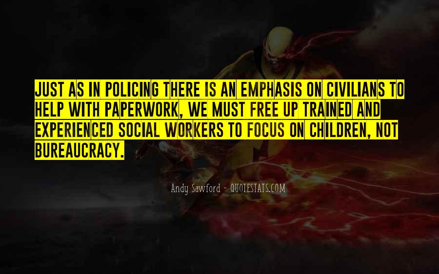 Quotes About Social Workers #569282