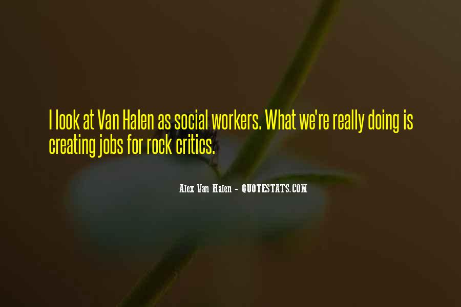Quotes About Social Workers #695206