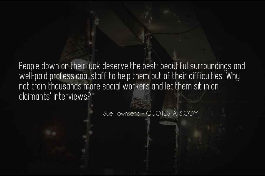 Quotes About Social Workers #809947
