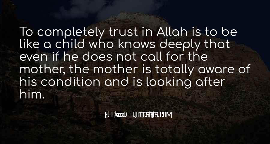 Quotes About Allah Knows Best #1811689