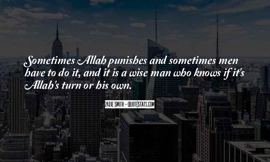 Quotes About Allah Knows Best #404821