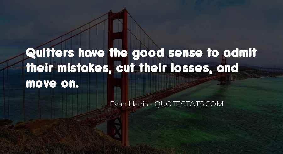 Quotes About Cutting Losses #1013275