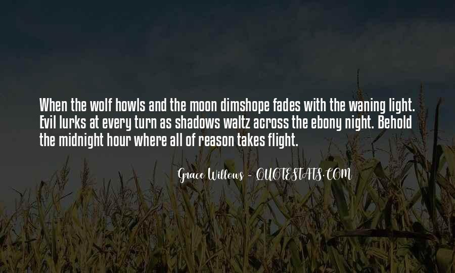 Quotes About Wolf Howls #1154074