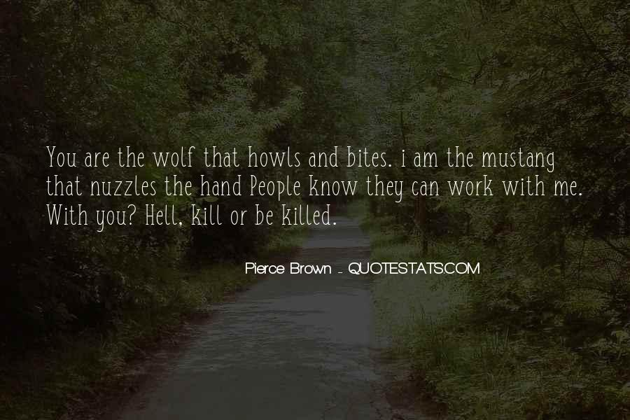 Quotes About Wolf Howls #873750