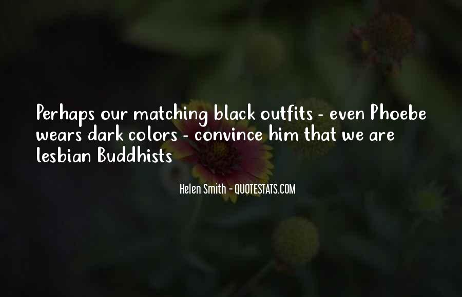 Quotes About Matching Colors #187789